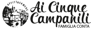 Ai Cinque Campanili - Logo